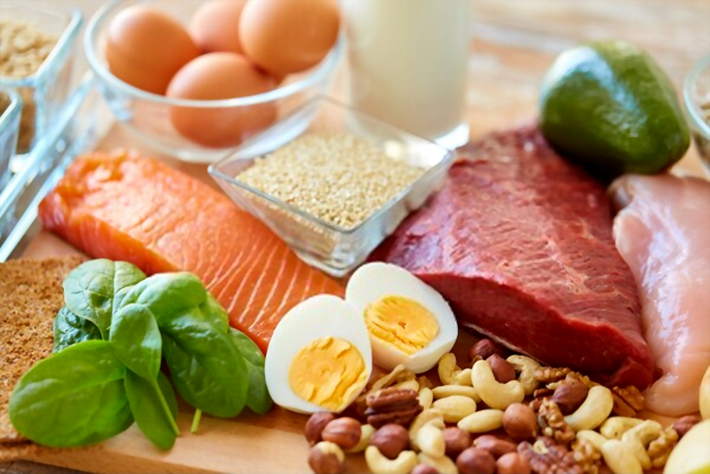 Top Benefits Of Consuming Protein Foods In Your Diet