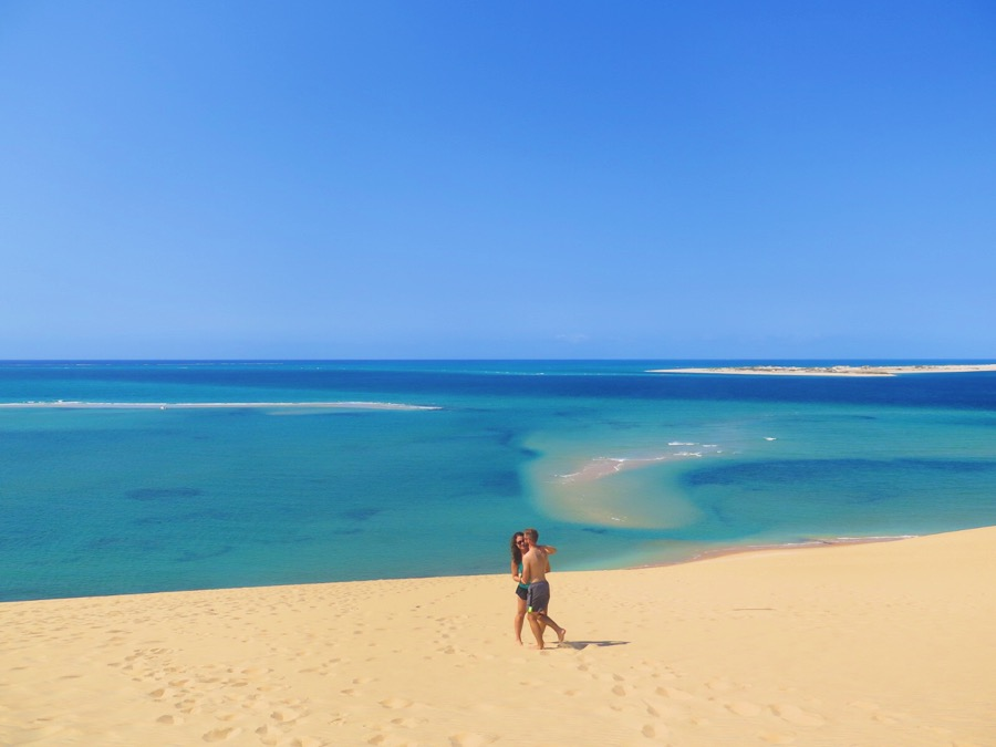Top Beaches in South America for Couples