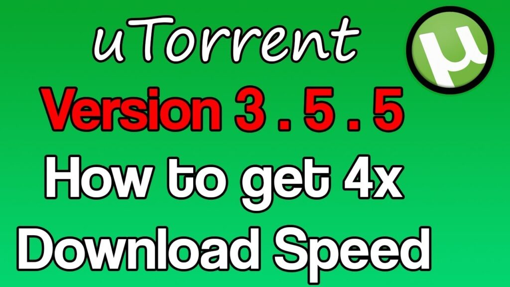 How to make uTorrent faster? How to speed up uTorrent?