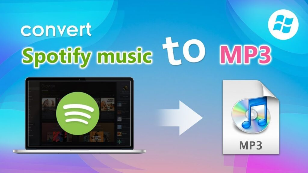 Free download / convert music from Spotify to MP3