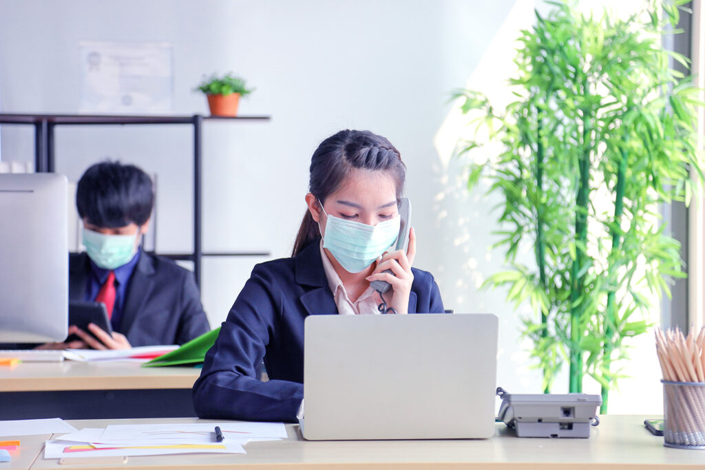 When Your Office Reopens, Watch Out For These Non-Covid-19 Hazards