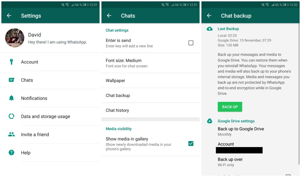 Restore WhatsApp from Google Drive to iPhone Alternative Tips