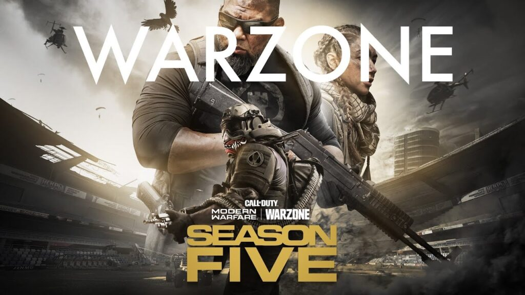 'Call Of Duty: Modern Warfare' And 'Warzone' Season 5: Everything You Need To Know