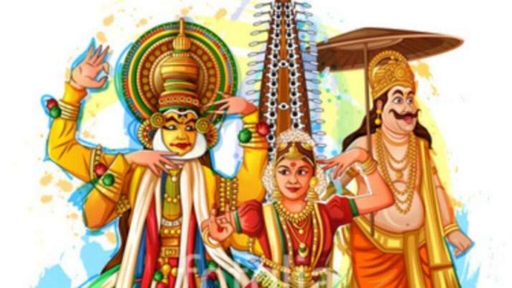 First Onam in Kerala in 2020