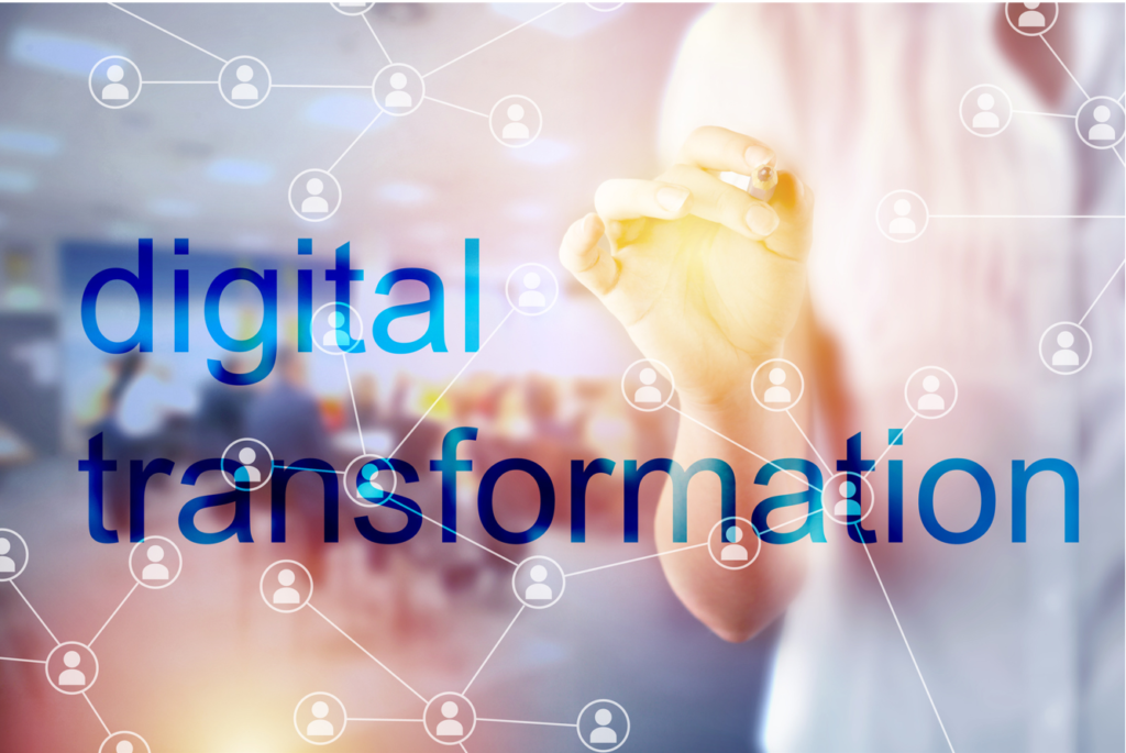 The Future Is Here: A Look at Digital Transformation