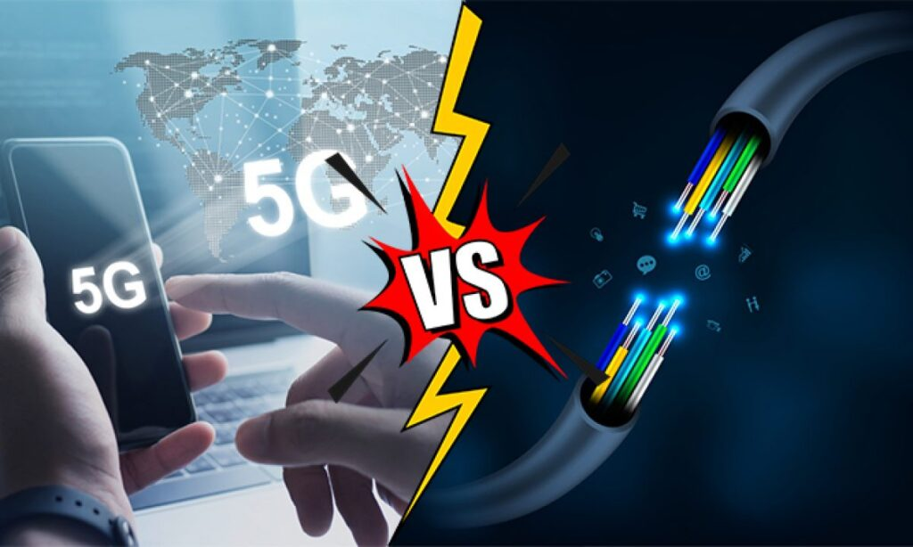 5G vs Broadband